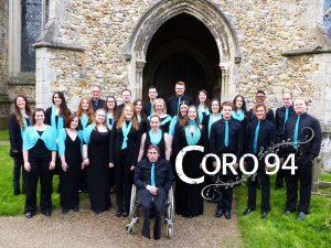 Coro 94 at Thaxted