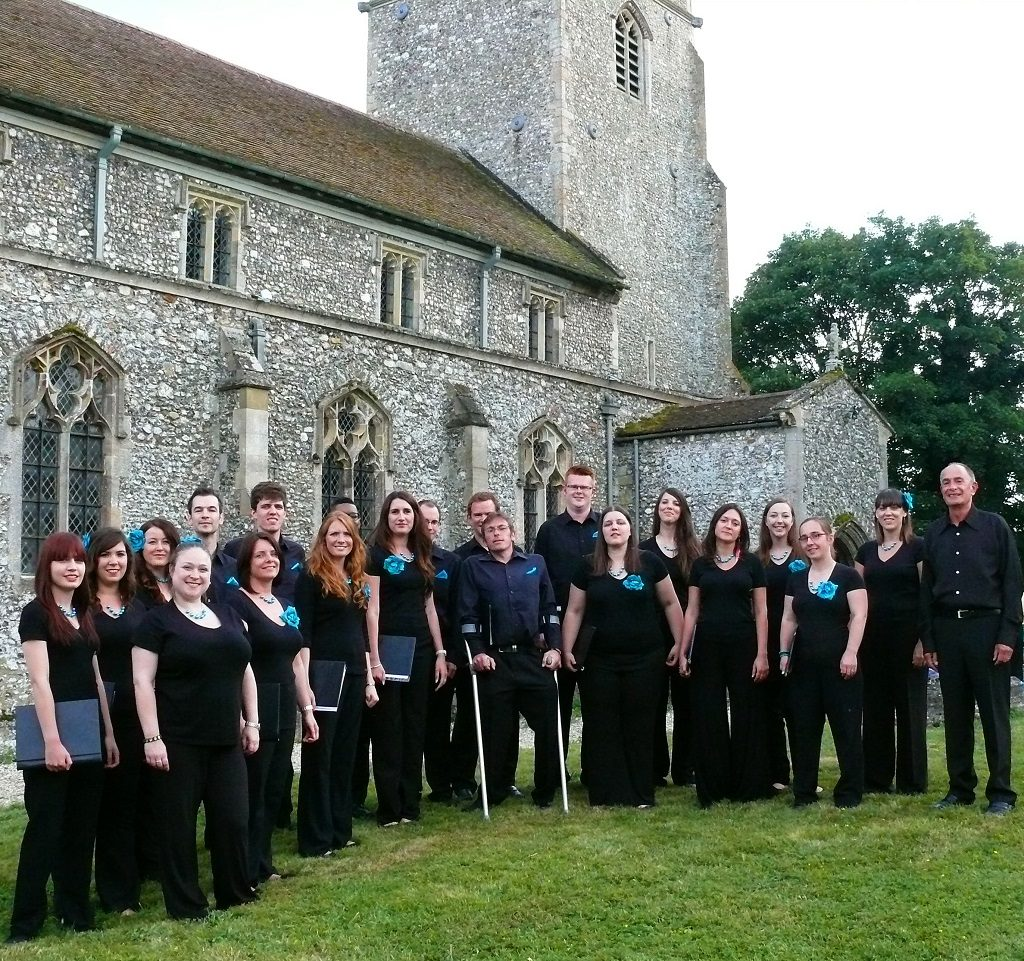 Coro 94 at Burnham Thorpe